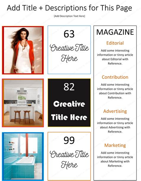free newspaper templates print and digital