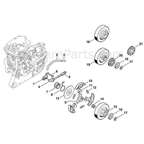chainsaw diagram stihl chainsaw throttle diagram husqvarna throttle diagram