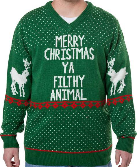 home  ugly christmas sweater    shit