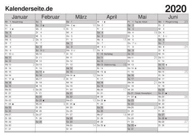 kalender   kalenderseite