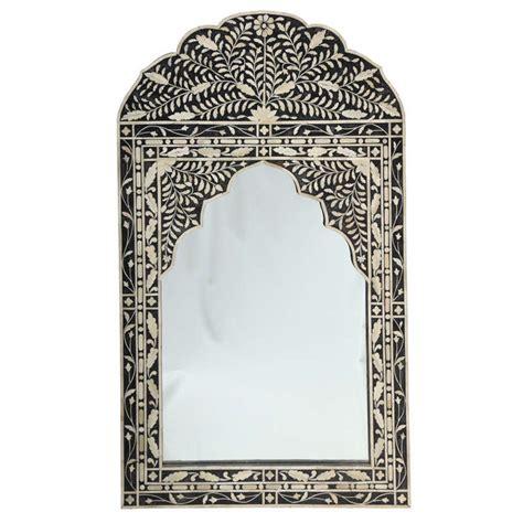 bone inlay mirror moroccan mirror with bone inlay