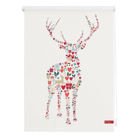 wann fängt weihnachten an seitenzugrollo lichtblick 187 klemmfix dekor rentier