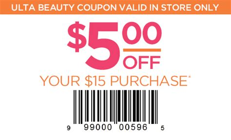 ulta printable coupons for fragrance ulta com 5 off 15 asheboro nc grand opening coupon