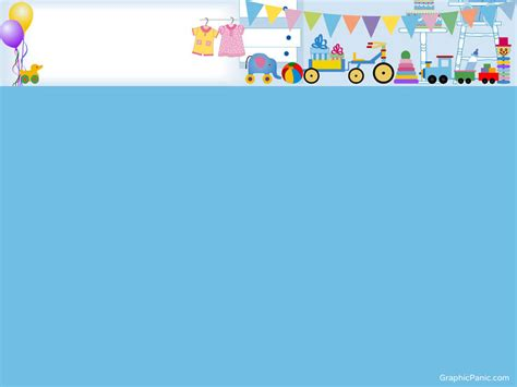 baby powerpoint template powerpoint background and