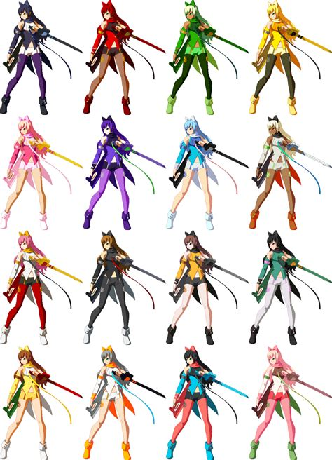 color tag s palettes from cross tag 8 guilty gear