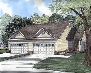 Duplex House Plans With Garage by Duplex With Garage Duplex House Plans Pinterest