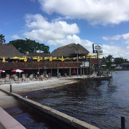 boathouse cape coral boathouse tiki bar and grill cape coral