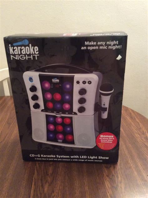 Avc Travel Giveaway - giveaway karaoke system with led light show 80 value sparklebee gay nyc dad