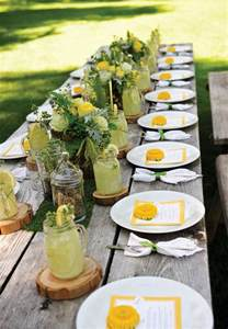 outdoor table setting 1000 ideas about outdoor table settings on pinterest country wedding decorations simple