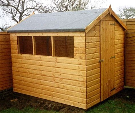 Cheap Sheds With Windows by How To Build A Garden Shed New Zealand 8 X 6 Timber Shed