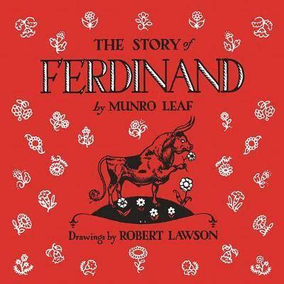 The Story Of Ferdinand the story of ferdinand munro leaf 9780571335954