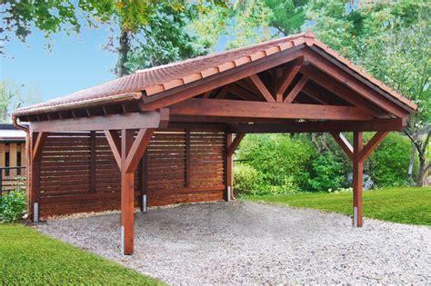 carport mit spitzdach spitzdach carport nach ihren w 252 nschen solarterrassen