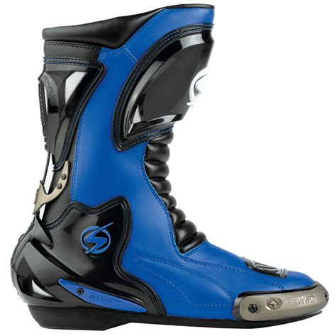 blue motorbike boots torsion x motorbike motorcycle boots blue 8
