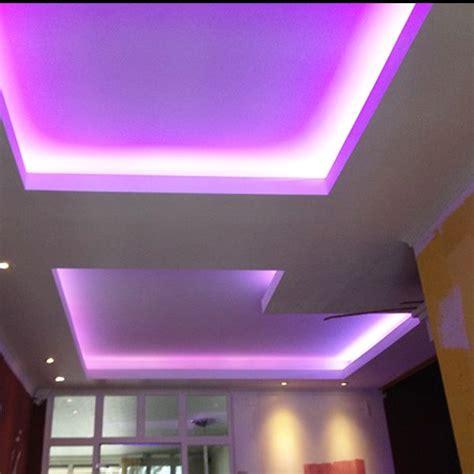 decke led 90 wohnung indirekte beleuchtung wohnzimmer