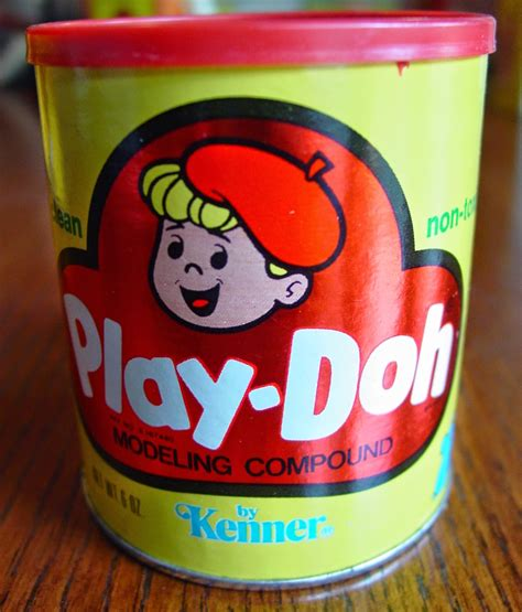 Play Doh Original garage sale finds rolling in the doh
