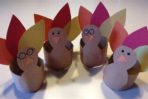 How To Make A Turkey Out Of Construction Paper - creative crafts for creative