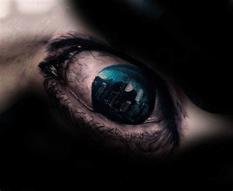 eyeball tattoo real visual destruction video 50 realistic eye tattoo designs for men visionary ink ideas