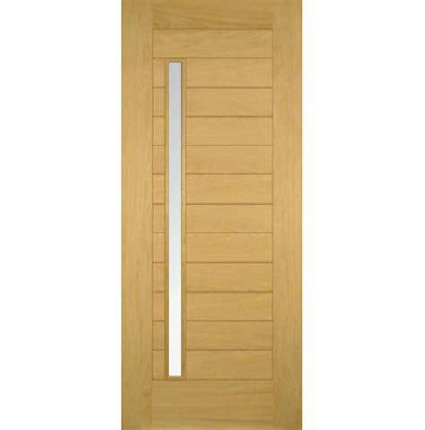 External contemporary oslo modern design door emerald doors