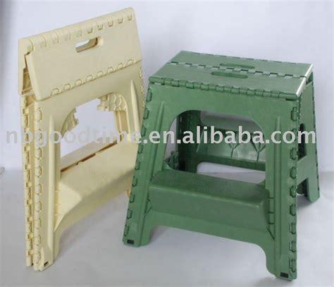 Foldable 2 Step Stool by Plastic Folding Step Stool Plastic Foldable Step Stool