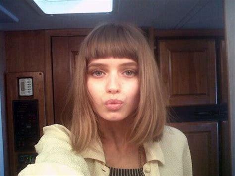 cutting short fringe on ultra short hair short fringe tumblr yeahabbeybaby tumblr el pelo