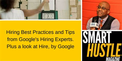 Smart Tips For Finding Experts by 3 Tips For Better Hiring Practices From S