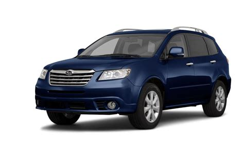 subaru tribeca 2010 car and driver
