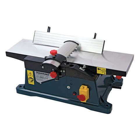 bench top jointer planer silverstorm 1800w bench planer 150mm power tools bench top