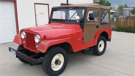 1962 willys jeep 1962 willys jeep f7 denver 2016