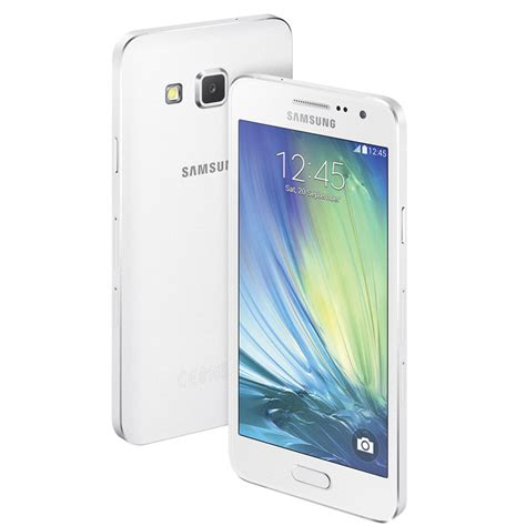 h samsung galaxy samsung galaxy a3 duos sm a300h 16gb smartphone a300h white b h