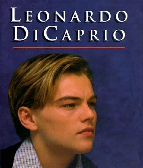 leonardo dicaprio biography book dicaprio usa