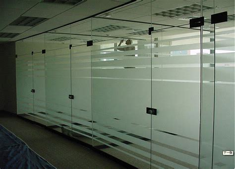 glass partition design competitive price office partition glass wall glass