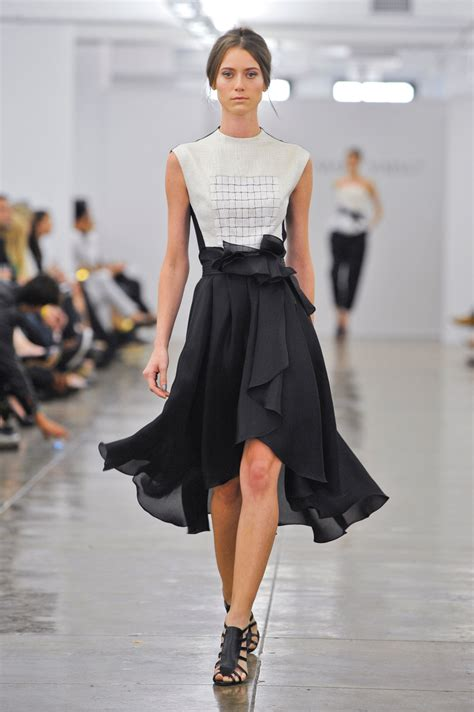 New York Fashion Week Marc by Marc Valvo At New York Fashion Week 2013