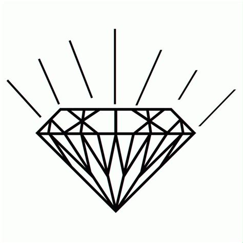 design diamond drawings of diamonds the logo of diamond jewelry