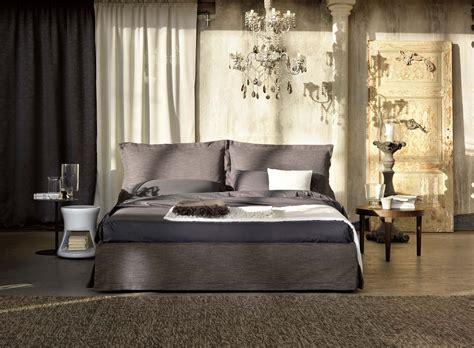 bontempi letti design letti tessili a parete e anche a centro stanza cose di casa