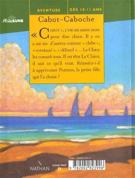 Cabot Resume by Livre Cabot Caboche Daniel Pennac