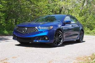 Acura Tlx Reviews 2018 Acura Tlx Review Autoguide News