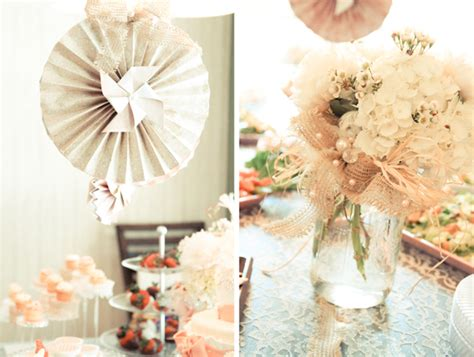 everything you need to throw a shabby chic bridal shower trueblu