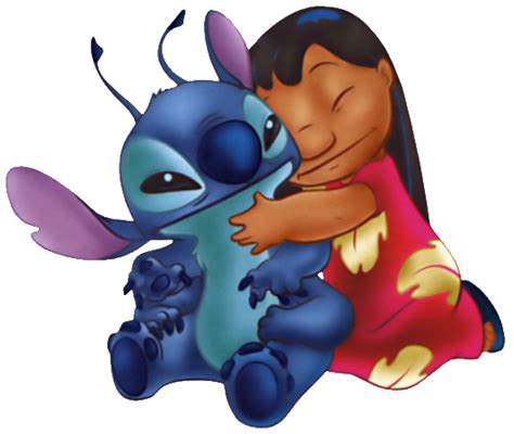 Hearts Wall Stickers image lilo stitch hug png disney wiki fandom powered