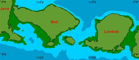 East Of Bali From Lombok To Timor wallacea a transition zone from asia to australia specially rich in marine zubi