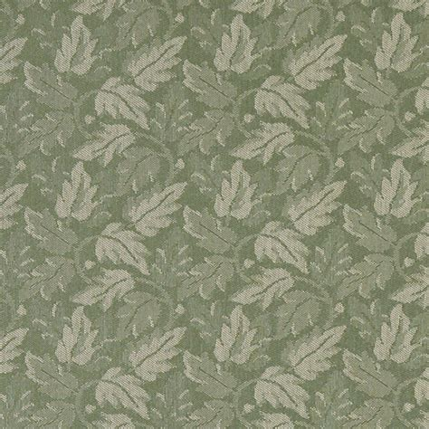 Leaf Upholstery Fabric by Lime Green Leaf Floral Heavy Duty Crypton Fabric By The