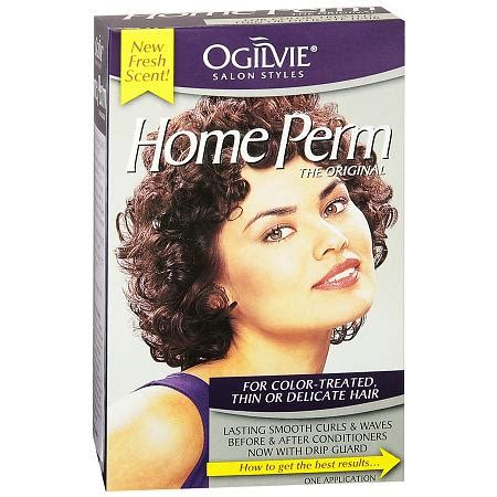 at home perm ogilvie home perm kit walgreens