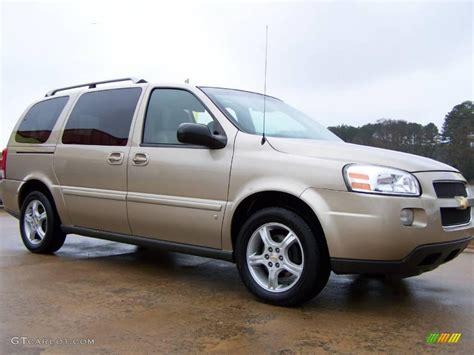 2006 bronze metallic chevrolet uplander lt 23461377