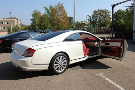 maybach mercedes coupe maybach 57 s coupe by dc cars