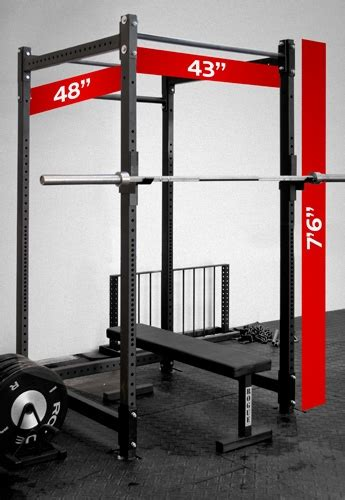 crossfit oakland 187 power rack