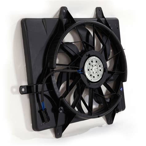 pt cruiser radiator fan ch3115118 new radiator condenser fan for chrysler