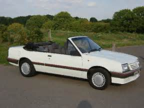 Vauxhall Cavalier Convertible Vauxhall Cavalier Convertible Picture Gallery Motorbase