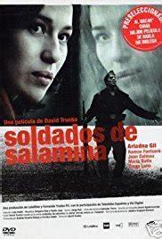 soldados de salamina spanish soldados de salamina 2003 imdb
