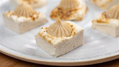 irish cream filled marshmallows