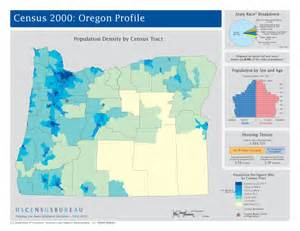 oregon population density map oregon state maps interactive oregon state road maps
