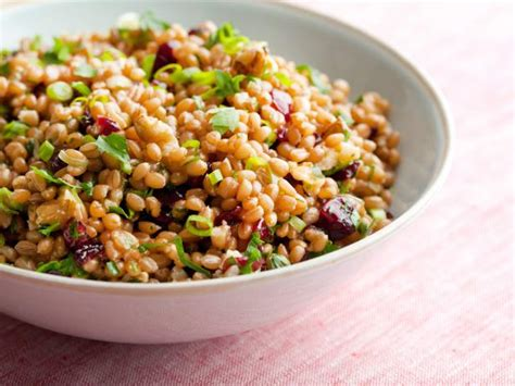 Ina Garten Show by Wheat Berry Salad Recipe Ellie Krieger Food Network